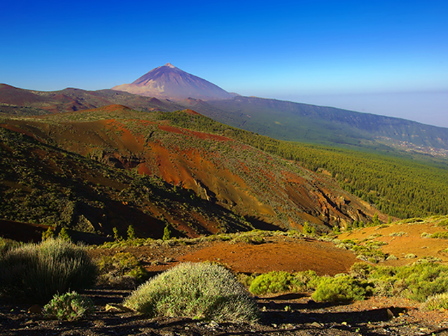 Mt. Teide on Tenerife Photo by © Olivauw Dreamstime.com Photo by L. Pellegrini
