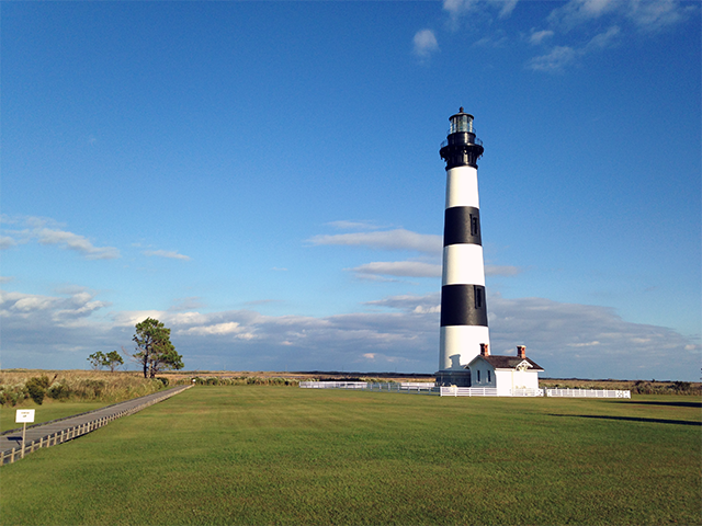 Bodie Island Lighthouse Photo by Ventures Birding